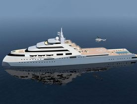 Groundbreaking expedition superyacht 'Project Icecap' set for launch in 2021