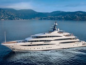 Lady Jorgia: 74m superyacht formerly known as 'Odyssey II' now for charter