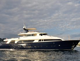 Superyacht CONQUISTADOR Charter Offer
