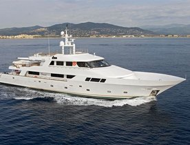 Superyacht SENSEI Special Offer