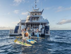 Catch The 2018 Commonwealth Games Aboard Motor Yacht SPIRIT