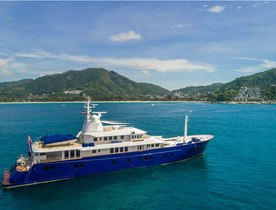 Superyacht 'Northern Sun' Signs Up to Kata Rocks Rendezvous 2017