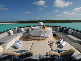 Greece charter special: Save 10% on superyacht 'Sweet Escape'