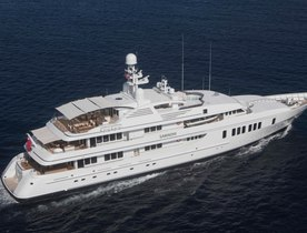 Feadship superyacht SAMADHI welcomed onto the charter market