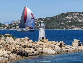 Loro Piana Superyacht Regatta 2019