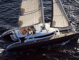 Mediterranean Charters on Catamaran ALLURES