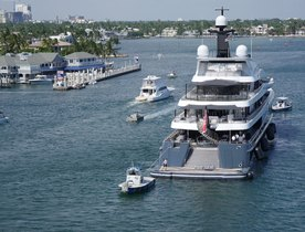 90m superyacht 'Phoenix 2' confirmed to attend FLIBS 2019