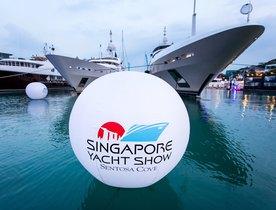 Best Photos LIVE: Singapore Yacht Show 2017