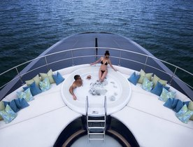 Escape to Thailand for the New Year aboard superyacht 'Ocean Emerald'