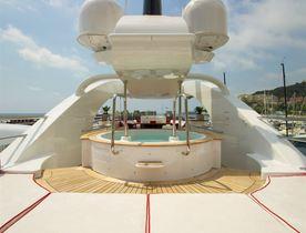 Motor Yacht 360° Cruising in the West Mediterranean