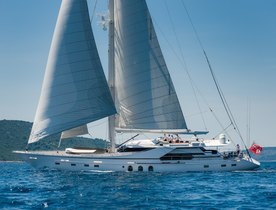 Sailing Yacht 'Lady Sunshine' Cruising in Croatia