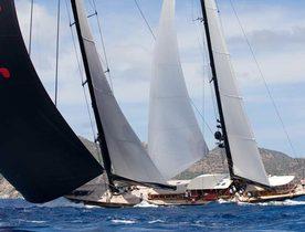 The Superyacht Challenge, Antigua 2016