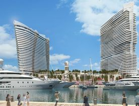 New Superyacht Marina Opens In Miami