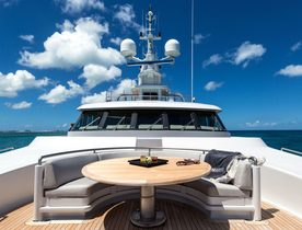 Superyacht MARIU Offers Special Mediterranean Charter Rate