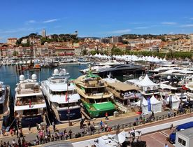 Superyacht 'Sofia 3' Available for Cannes Film Festival Charter