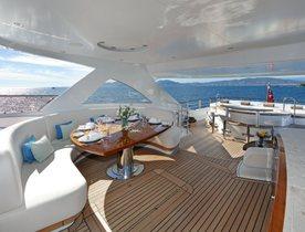 Escape to Costa Rica or Panama aboard superyacht SOLIS