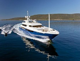 Superyacht 'Mary-Jean II' Open for Limited Charter Dates in the French Riviera