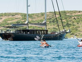 Sailing Yacht 'Rox Star' Cruising throughout the Mediterranean this Summer