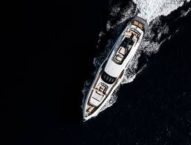 Video: Take a tour of superyacht 'Utopia IV' ahead of her debut at FLIBS 2018