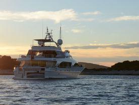 Mediterranean charter special: Save 20% on board superyacht SALU