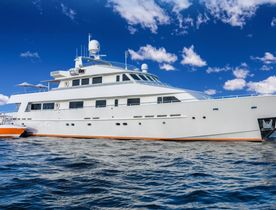 Last minute offer: fantastic rates in West Mediterranean with Superyacht LIONSHARE