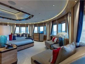 M/Y EXCELLENCE V Available for Worldwide Yacht Charters