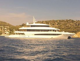 Golden Yachts superyacht 'My Eden' joins Greek charter market