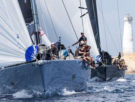 Charter yachts prepare for Loro Piana Superyacht Regatta 2018