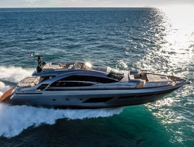 Charter yacht BEYOND now accepting 2021 bookings in Ibiza