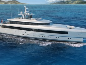 Sporty 58m Najiba successfully delivered by Feadship