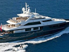 46m Rêve d'Or Offered For Charter