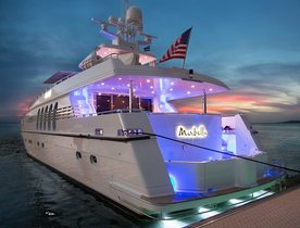 Motor Yacht MARBELLA Available in St. Lucia