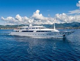 Superyacht SOKAR, once enjoyed by Princess Diana, set to appear at Monaco Yacht Show 2018