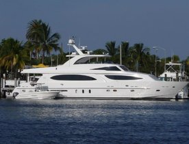 Superyacht VITESSE Bahamas Special Offer