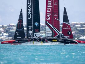 36th America's Cup To Be Raced on Monohulls