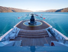 Video: Superyacht CLOUDBREAK Cruises In Miami
