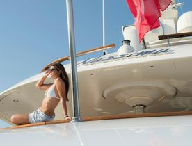 Final Summer Charter Dates for Superyacht NASSIMA