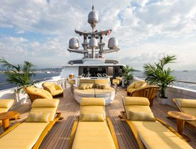 Motor yacht 'My Seanna' unveils special late-summer Mediterranean charter deal