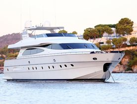 Ibiza charter special: superyacht JURIK offers reduced rates