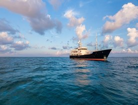Expedition Yacht PIONEER Completes Refit and Heads to New England