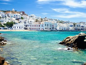 5 Luxury Yachts Open For Charter in the Greek Isles This Summer