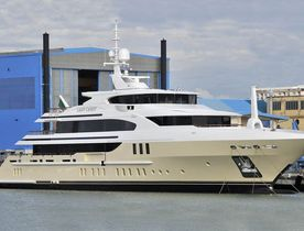 'Lady Candy' Yacht to attend Monaco Yacht Show