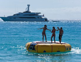 Charter Yacht 'DIAMOND A' Offers Reduced Rates
