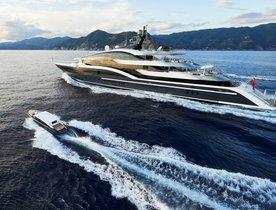 Oceanco's 90m superyacht DAR wins top award in Cannes