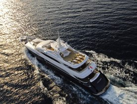 July Availability in Greece on Superyacht O'NEIRO