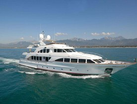 Refitted Motor Yacht ROMANZA Available for Charter in the French Riviera