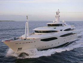 54m Superyacht MARAYA New to the Charter Market