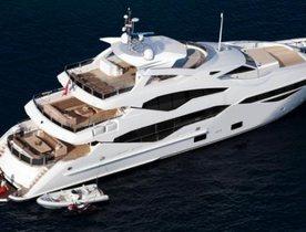 Sunseeker Launch Latest 131 Hull