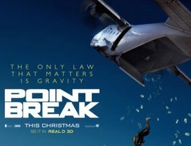 Charter Yacht 'Ocean Emerald' Stars in Point Break 2015 Movie