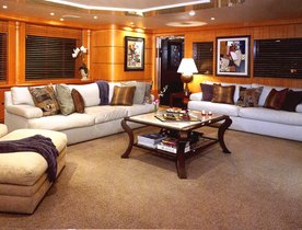 Reduced Rates on M/Y SAVANNAH for 4th July